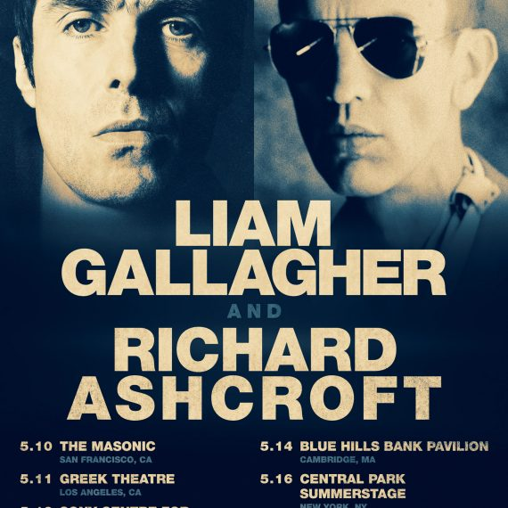LiamGallagher_RichardAshcroft_TourPoster1