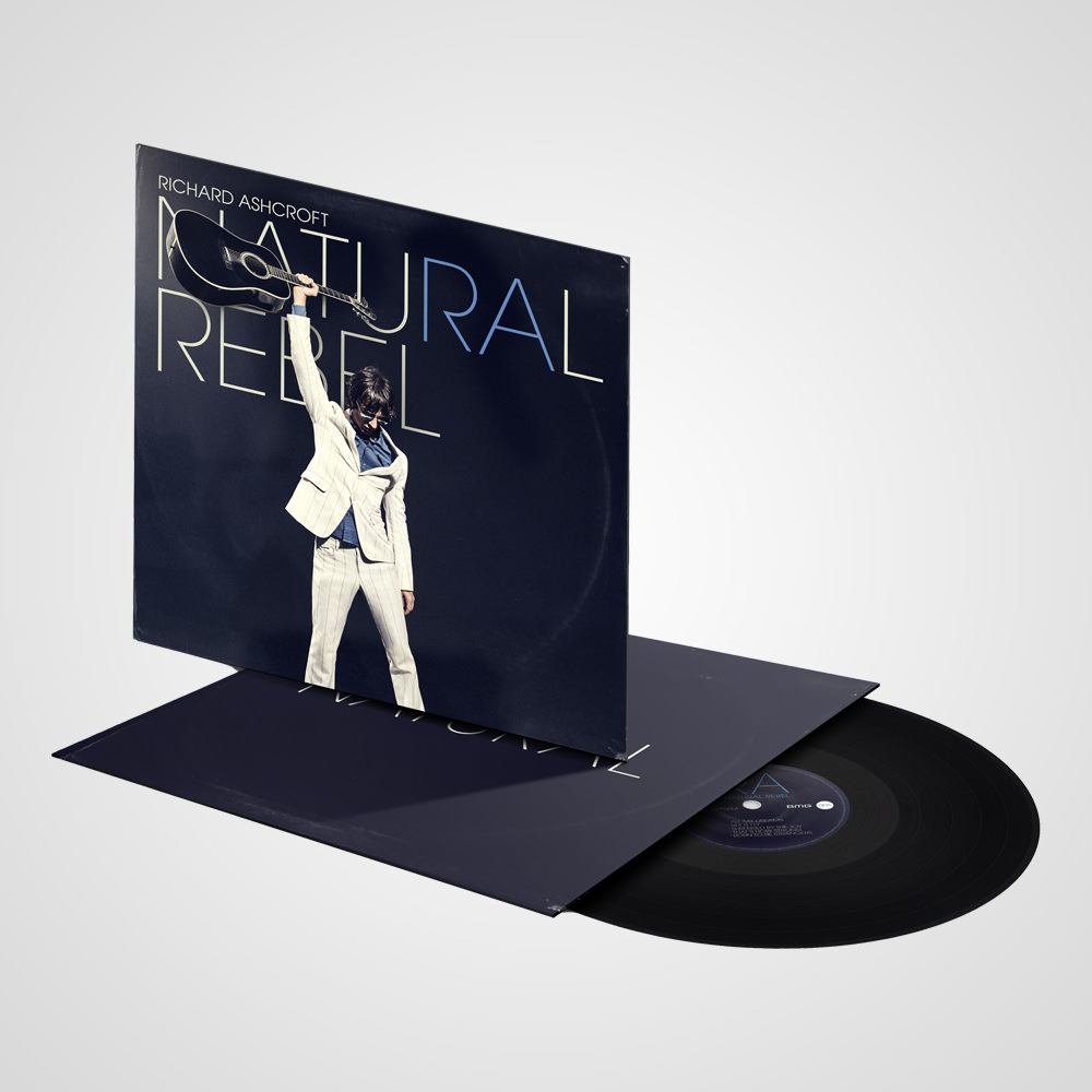 Natural Rebel Vinyl