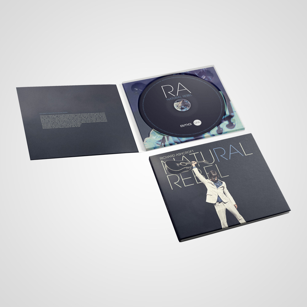 Natural Rebel CD